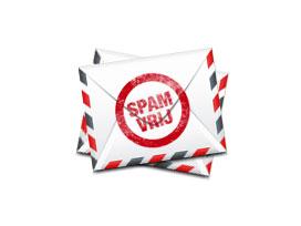 Spamfilter voor uw mailbox
